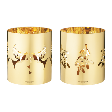Tealight Lanterns  in 24k