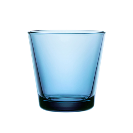 Old Fashioned / Tumbler - Turquoise Blue