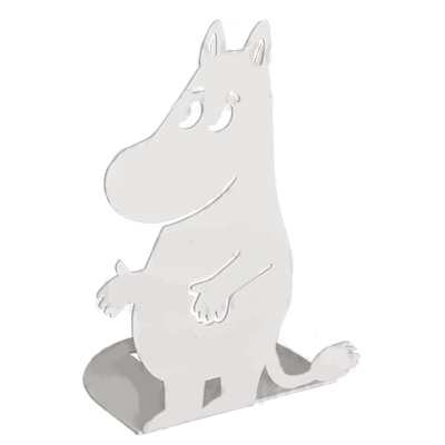 Moomin Book ends