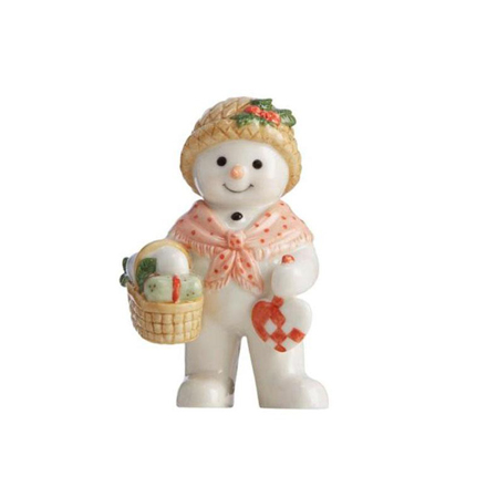 2010 Annual Snowman Figurine - Mother Sophie
