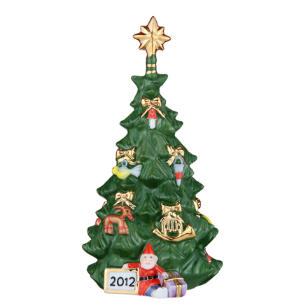 2012 Annual Christmas Tree
